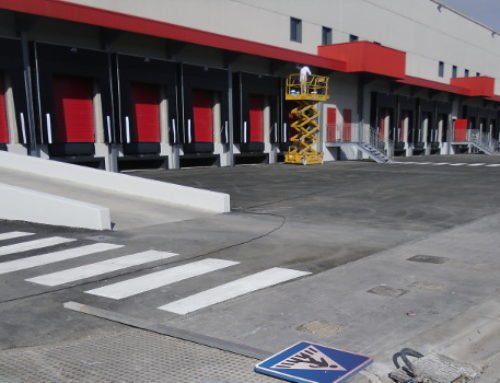 Hydraulic ramps for FCC in Cordoba